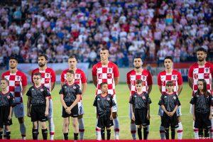 UEFA Friendly match Croatia VS Tunisia. / Ivica Drusany