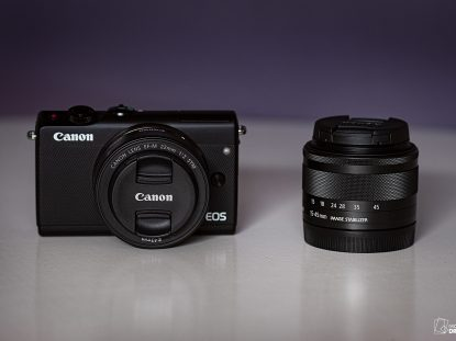 Canon M100 / Ivica Drusany