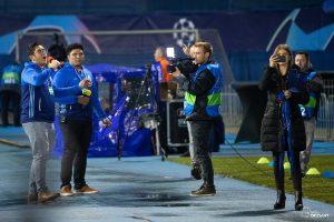 UEFA Champions League, Group C – Matchday 4. GNK Dinamo VS FC Shakhtar Donetsk. / Ivica Drusany